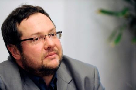 """А. Иличевский, лауреат премии """"Большая книга"""" 2020 года"""