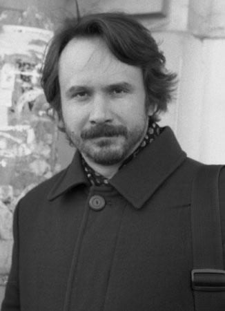 Алексей Балакин, портрет